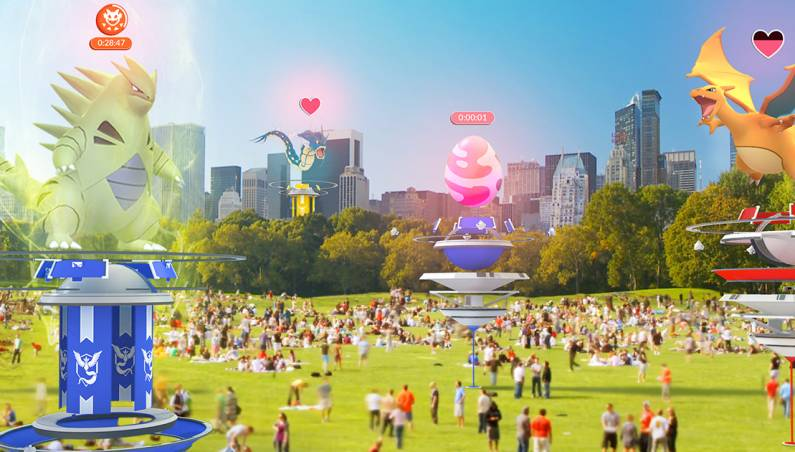 Pokemon Go Global Catch Challenge