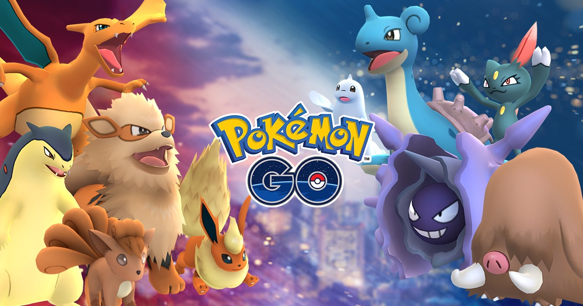 Pokemon Go: Raid battles, gym update