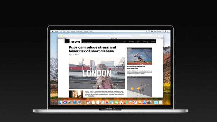 WWDC 2017: Safari vs Chrome