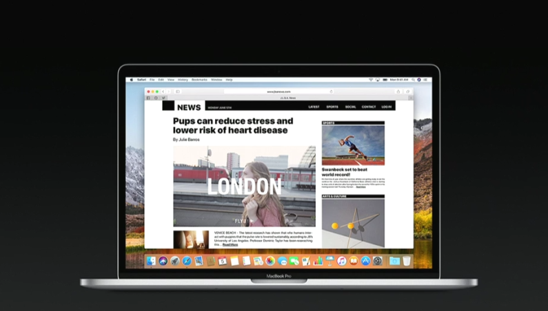 WWDC 2017: Safari vs Chrome