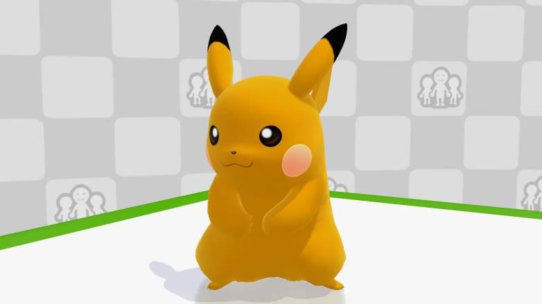 Pokemon Go: Shiny Pikachu