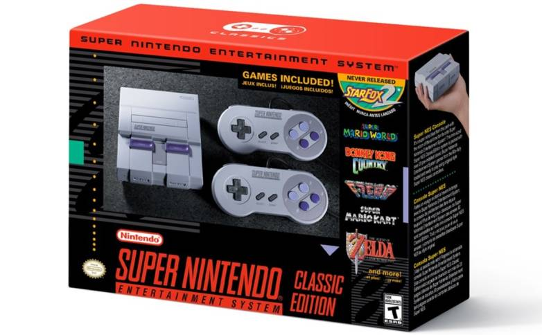 SNES Classic Edition: Where to buy