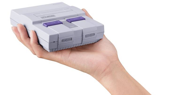 SNES Classic Edition: Limited time