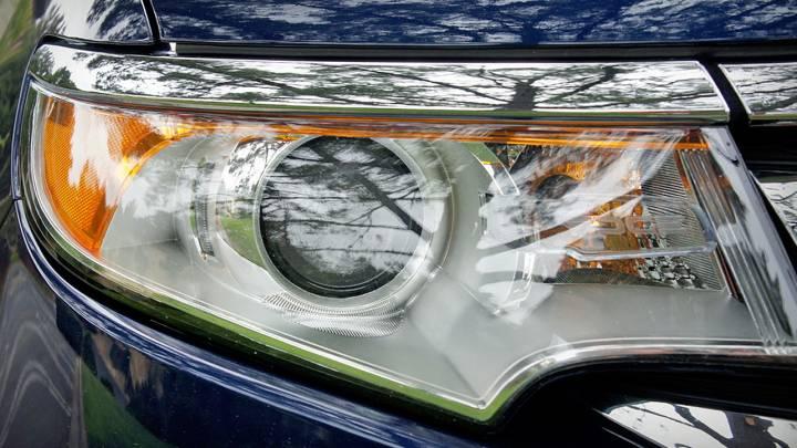 suv headlights