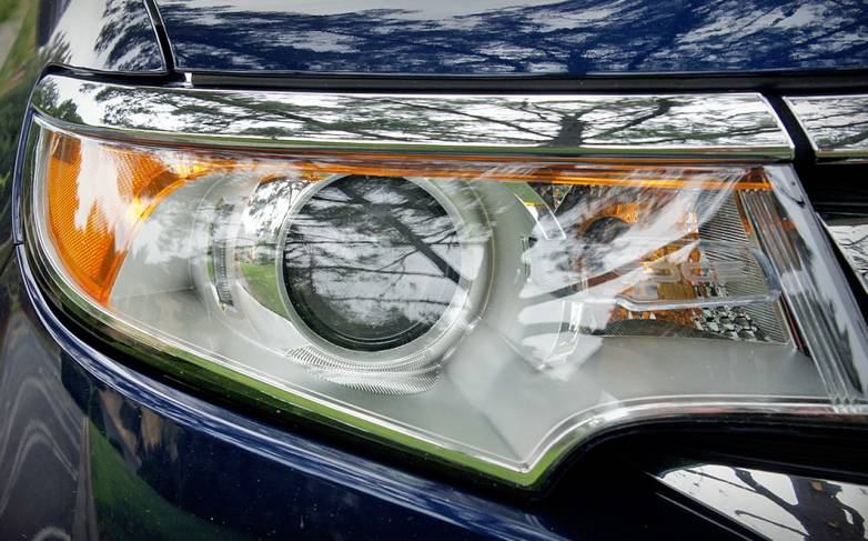 suv headlights