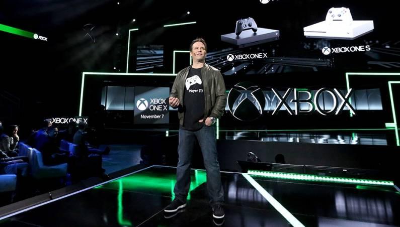 Xbox One X demos