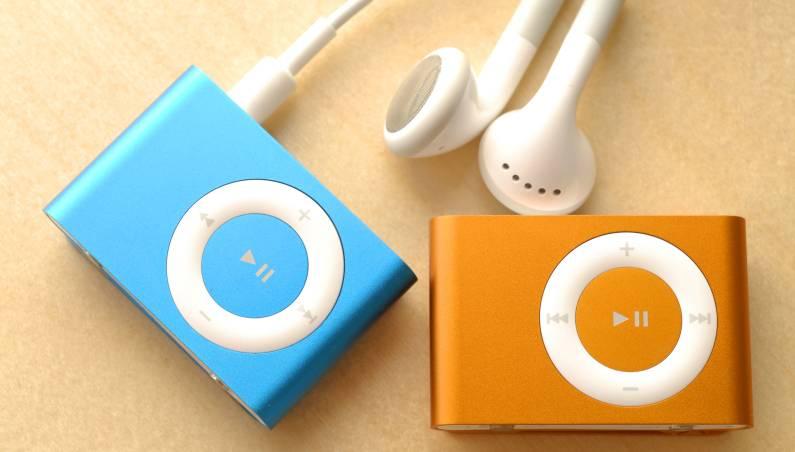 Apple: iPod Shuffle, Nano