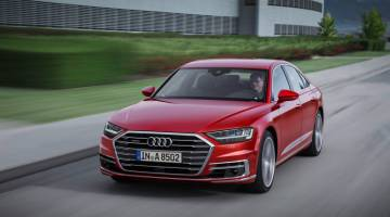 Audi A8 traffic jam autopilot vs Tesla