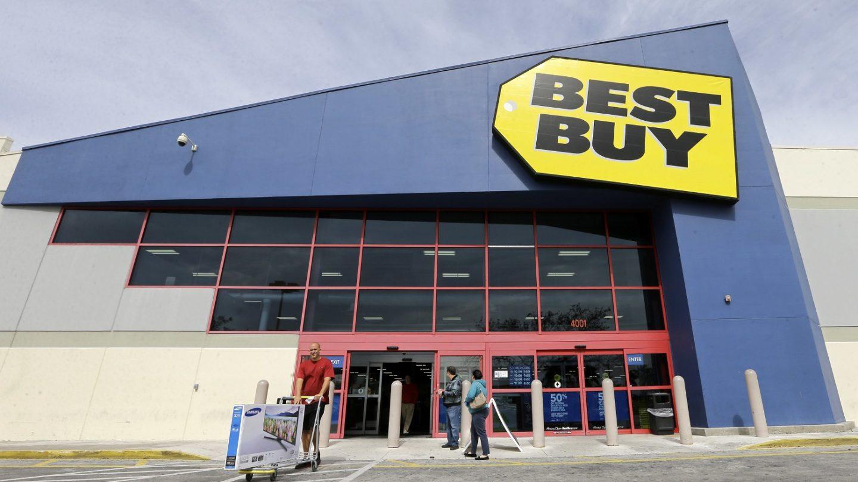 Best Buy anniversary sale
