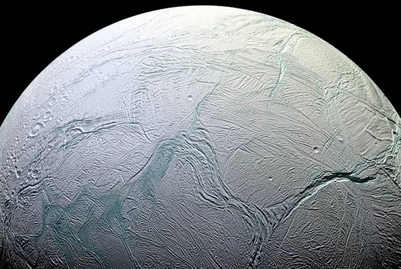 enceladus ice