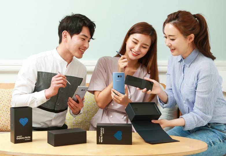 Galaxy Note 7 FE Release Date