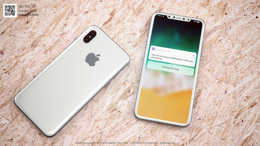 iPhone 8 Vs Note 8