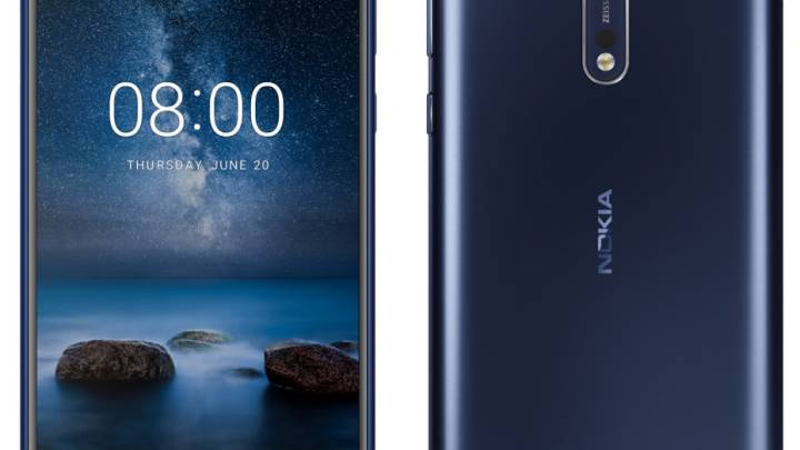 Nokia 8 Release Date