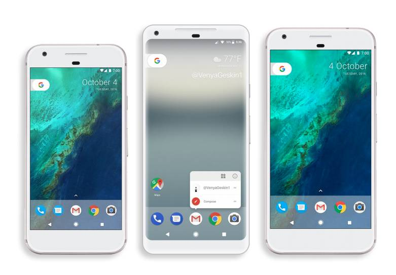 Pixel 2 XL Rumors