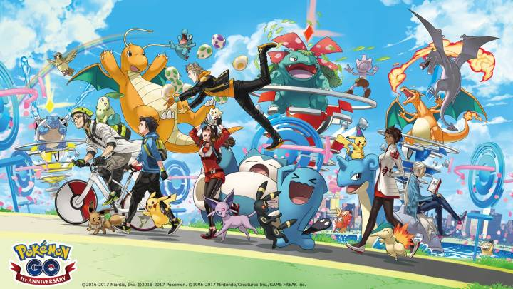 Pokemon Go Fest global rewards