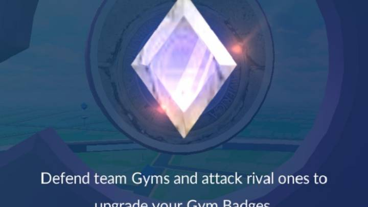 Pokemon Go: How to get Gym Badges