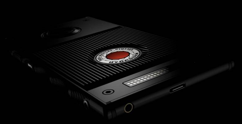 RED Hydrogen One Holographic Phone