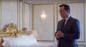 Colbert Russia Week: The Ritz-Cartlon