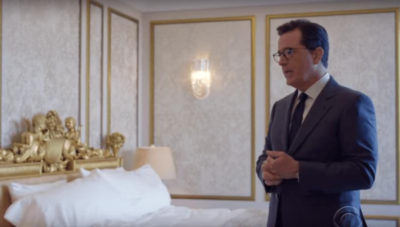 Colbert Russia Week: The Ritz-Cartlon