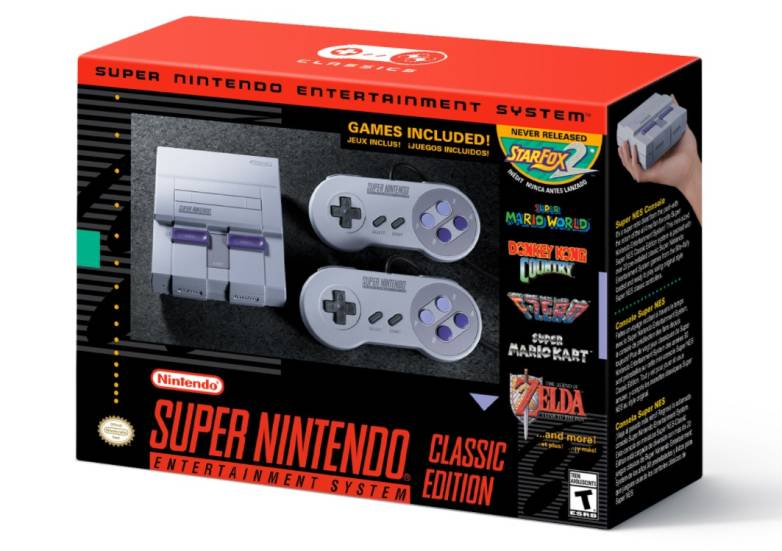 SNES Classic Edition preorders