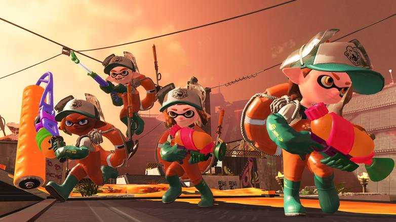 Splatoon 2 Nintendo Direct live stream