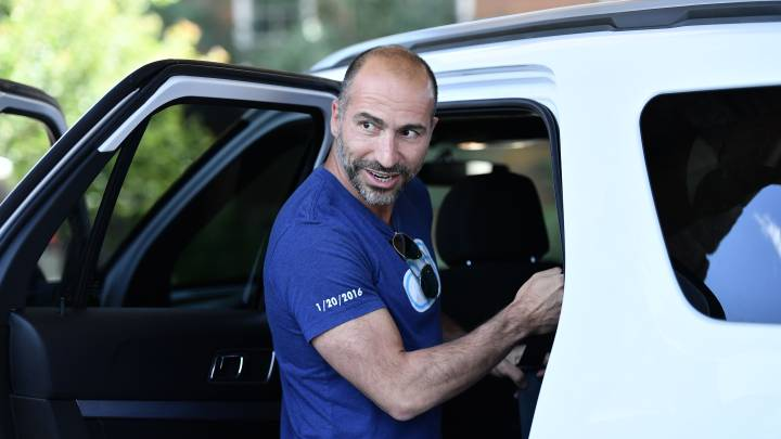 Uber new CEO Dara Khosrowshahi vs Travis Kalanick