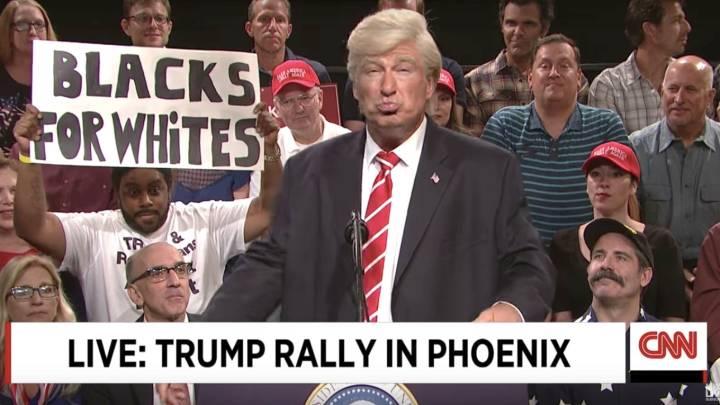 Alec Baldwin's Trump