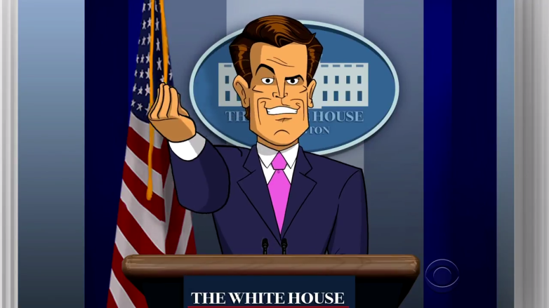Stephen Colbert's Anthony Scaramucci song tribute