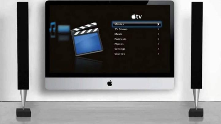 Apple OLED TV
