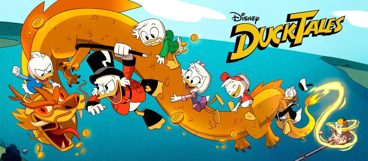 DuckTales 2017 reboot