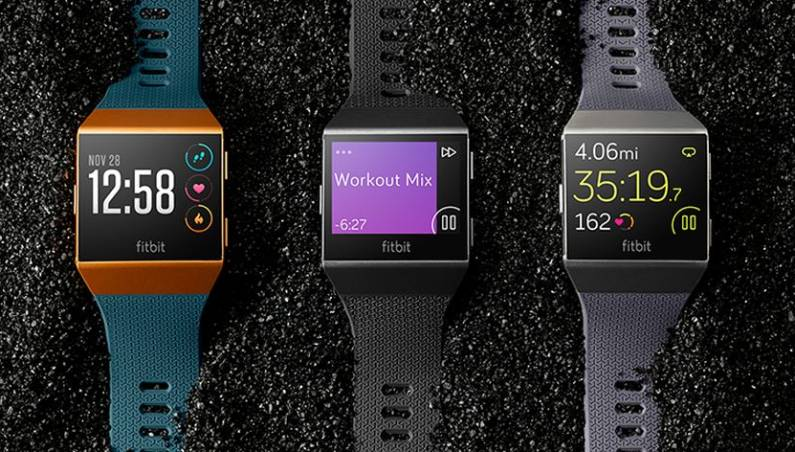 Fitbit Ionic vs Apple Watch
