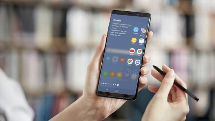 Galaxy Note 8 vs. iPhone 7 Plus
