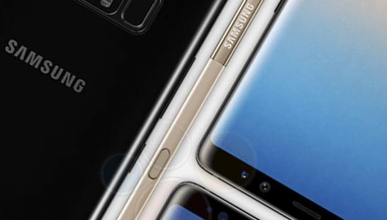 Galaxy Note 8 preorder discount