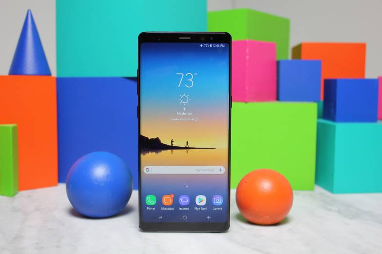 Galaxy Note 8 Colors