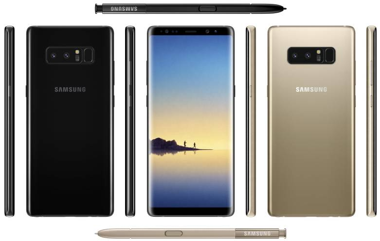 Galaxy Note 8 release date USA