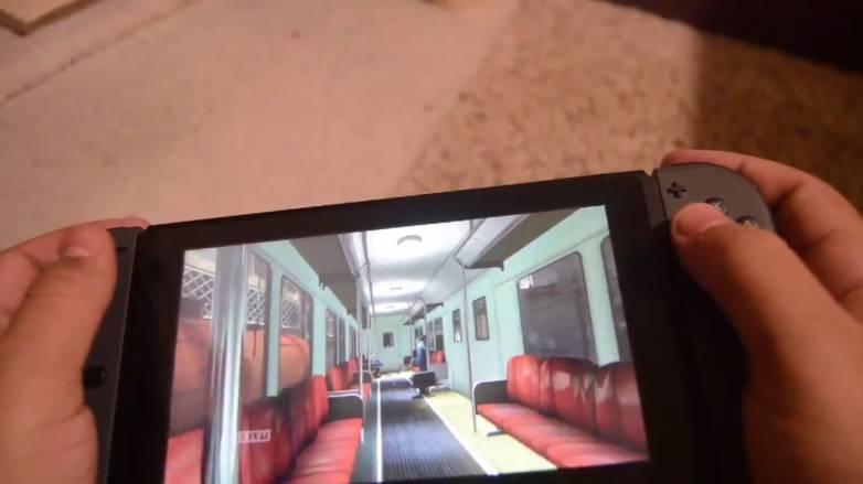 Nintendo Switch Rainway app