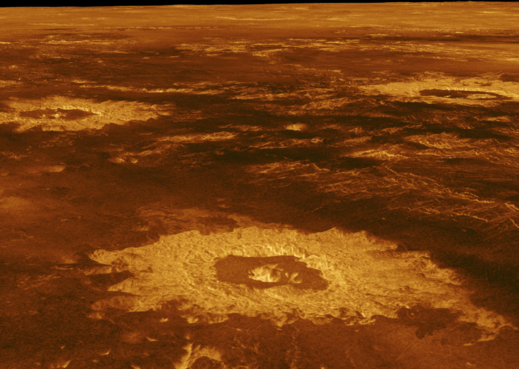 Scientists want NASA to visit Venus before Mars