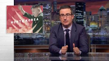 Last Week Tonight North Korea