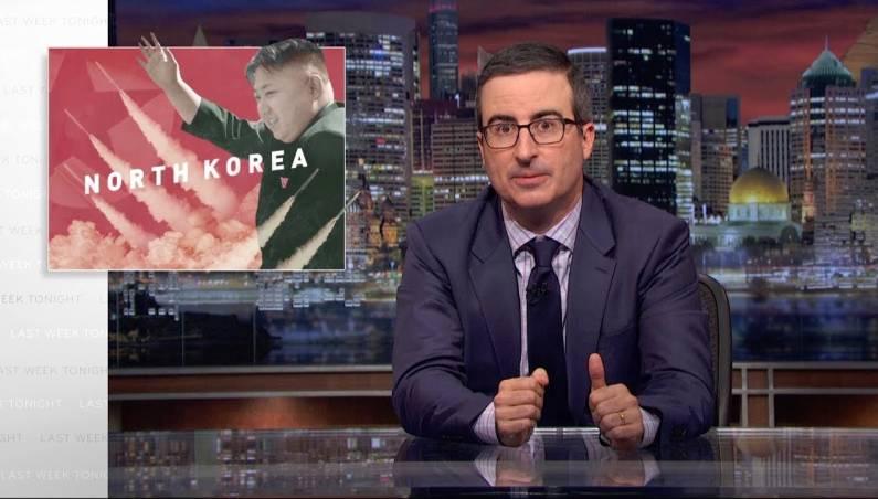Last Week Tonight North Korea