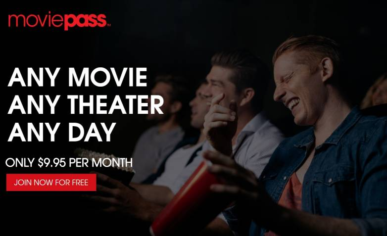 MoviePass surge pricing