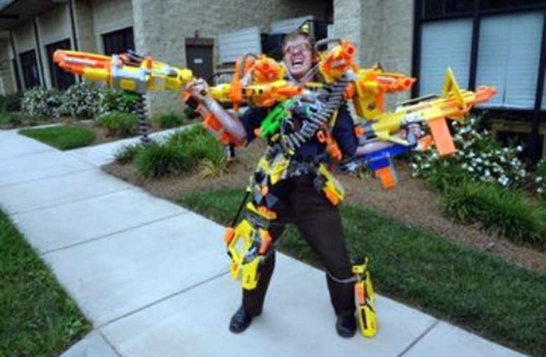 Nerf Gun Amazon