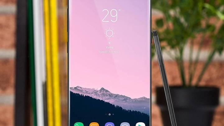 Galaxy Note 8 Specs