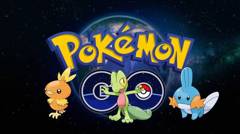 Pokemon Go: Generation 3 Pokemon