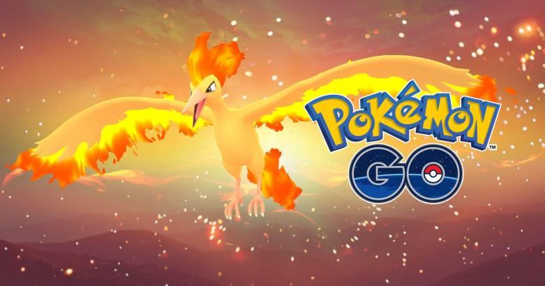 Pokemon Go: How to catch Moltres