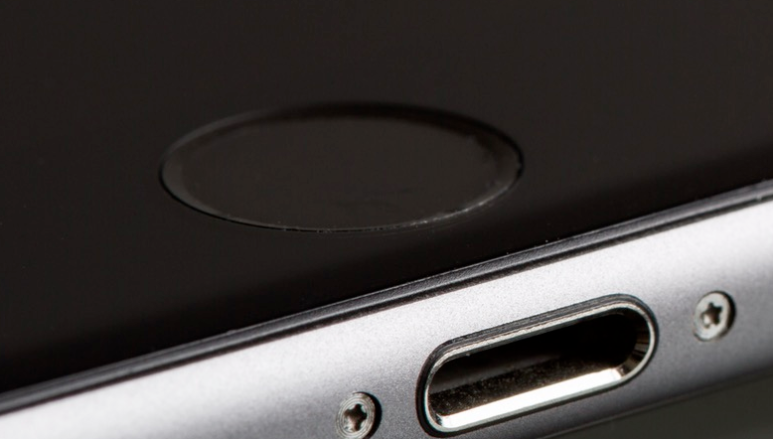 iphone cop button