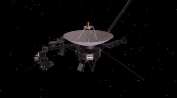 voyager 2 interstellar