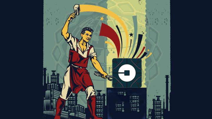 Uber will never be free of Travis Kalanick
