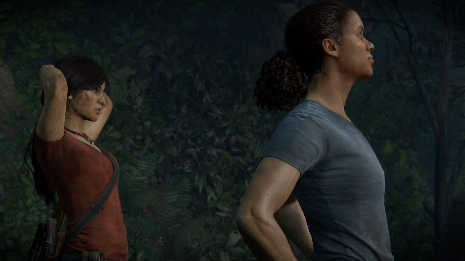 Uncharted The Lost Legacy Review The Sequel You Didn T Know You