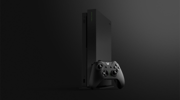 Xbox One X preorder