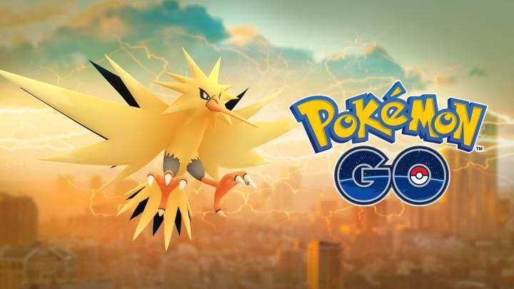 Pokemon Go: How to catch Zapdos